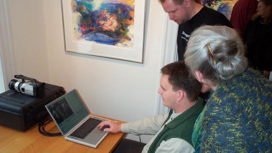 MacBruger Workshop